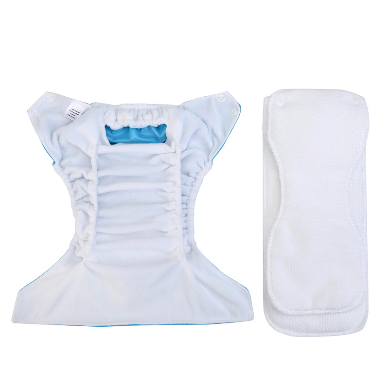 One Size Pocket Baby Cloth Diaper