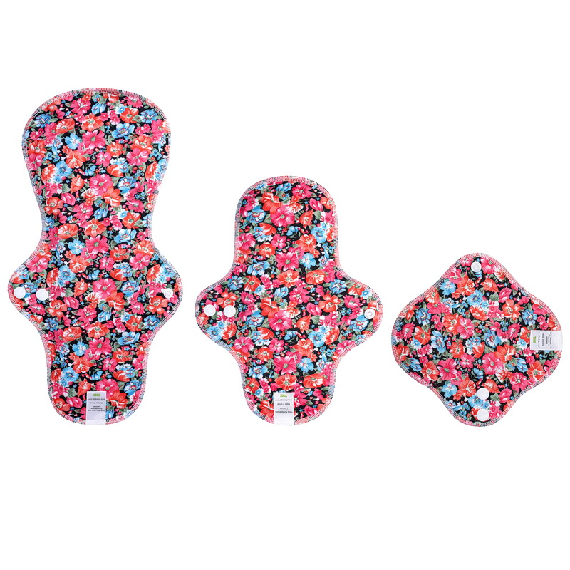 Reusable Cloth Menstrual Pad
